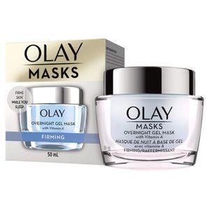 Olay Firming Overnight Gel Mask. 1.7 oz.